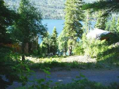 Donner Lake Residential Lots & Land Sold: 14440 South Shore Drive