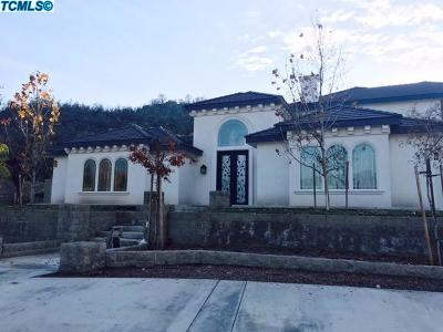 Springville Single Family Home For Sale: 17081 Coyote Drive