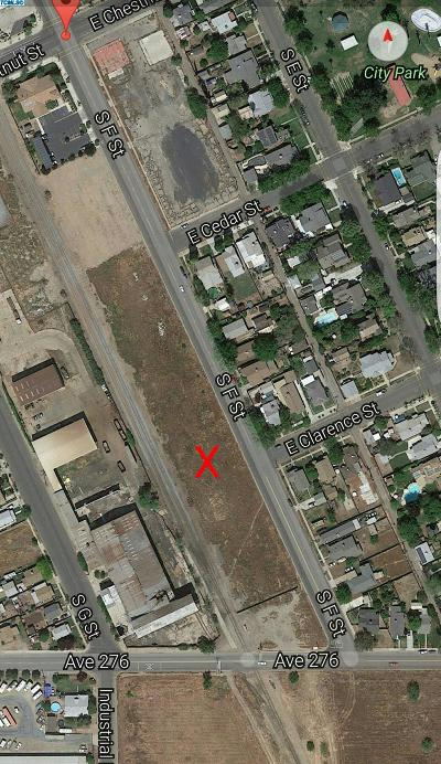Exeter Residential Lots & Land For Sale: F Street