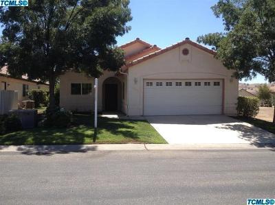 Springville Single Family Home For Sale: 32449 River Island Lane
