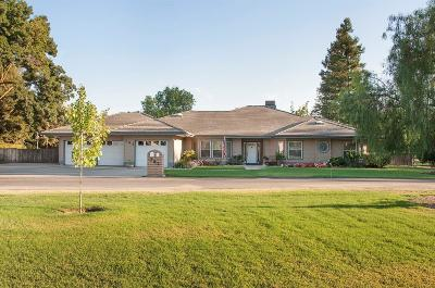 Visalia Single Family Home For Sale: 703 N Shirk Road