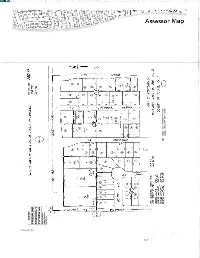 Tulare County Residential Lots & Land For Sale: 65 S Chess Terrace