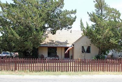 Lindsay Single Family Home For Sale: 136 Linda Vista Drive