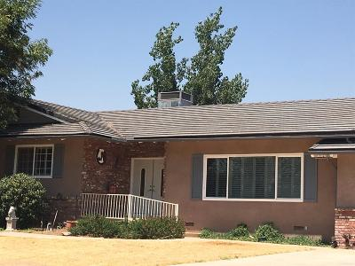 Springville Single Family Home For Sale: 33268 Tule Oak Drive