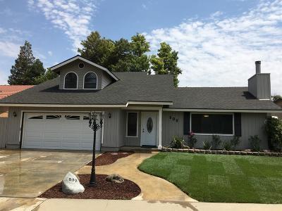 Exeter Single Family Home For Sale: 809 N B Street