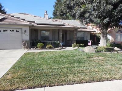 Porterville Single Family Home For Sale: 2352 W Orange Avenue