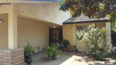 Porterville Single Family Home For Sale: 621 Village Green Street