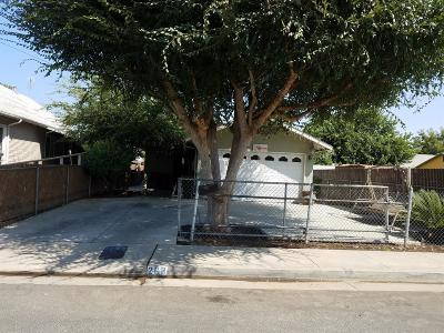 Lindsay Single Family Home For Sale: 263 Valencia Street