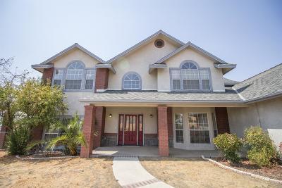 Porterville Single Family Home For Sale: 645 E Jasmine Drive