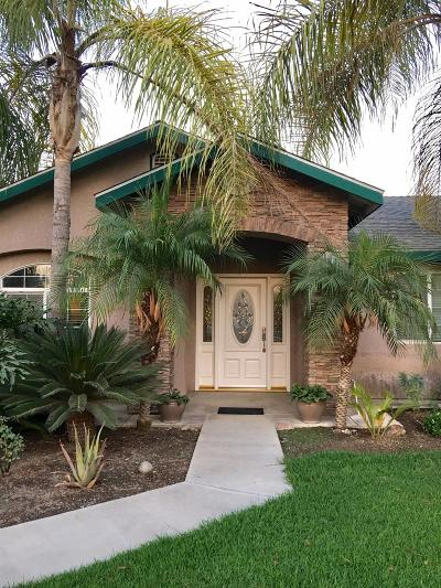 Visalia Single Family Home For Sale: 32064 Elbow Court