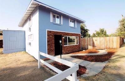 Porterville Single Family Home For Sale: 300 N Lotas Street