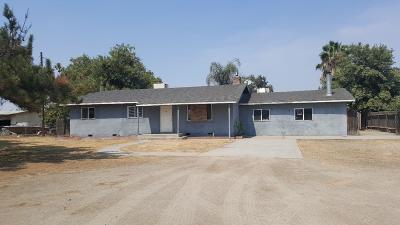 Porterville Single Family Home For Sale: 19042 Avenue 150