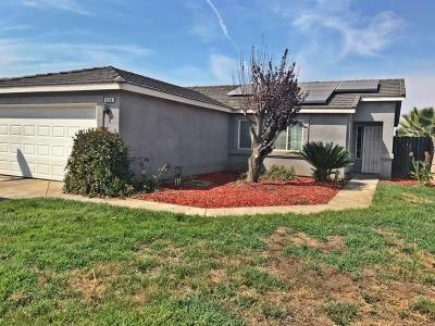 Porterville Single Family Home For Sale: 1334 W Date Avenue
