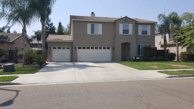 Tulare Single Family Home For Sale: 1587 Palomino Street