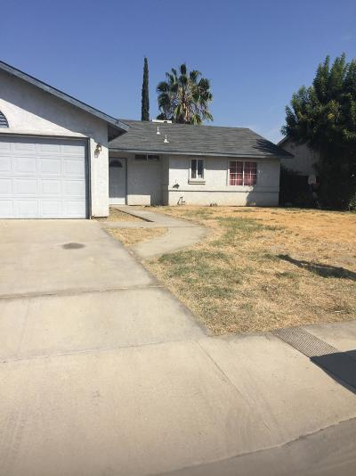 Hanford Single Family Home For Sale: 1382 Lombard Street