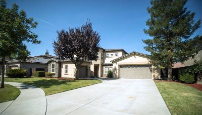 Tulare Single Family Home For Sale: 1768 Bettinelli Court