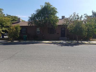 Porterville Multi Family Home For Sale: 352 N Henrahan Street