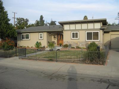 Visalia Single Family Home For Sale: 610 S Whitney Drive