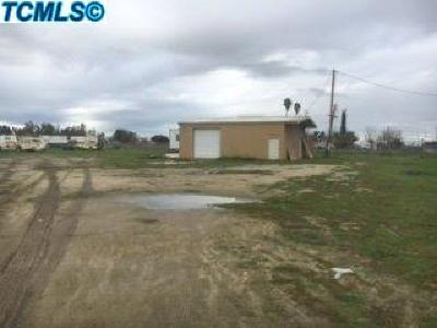 Tulare County Commercial For Sale: 24017 Road 196