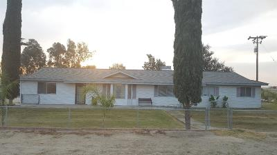 Hanford Single Family Home For Sale: 13272 10th Avenue