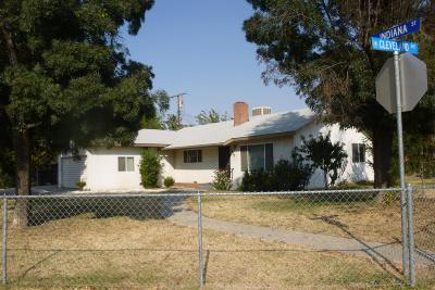 Porterville Single Family Home For Sale: 272 N Indiana Street