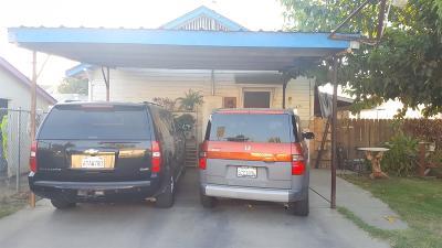 Visalia Multi Family Home For Sale: 1006 W Houston Avenue