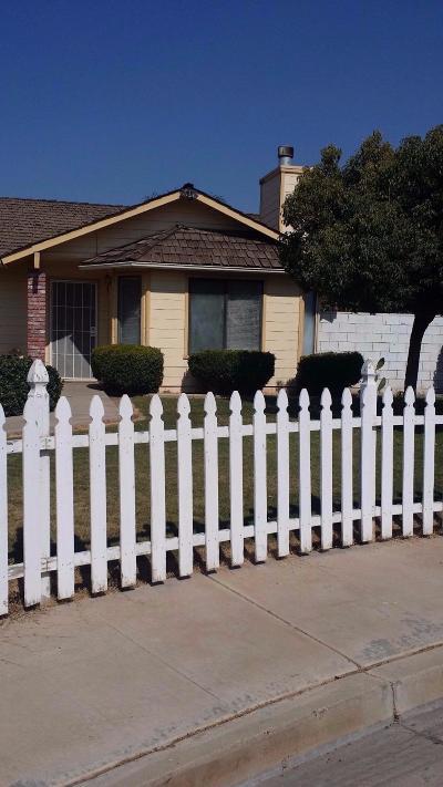 Porterville Single Family Home For Sale: 1664 Theta Court