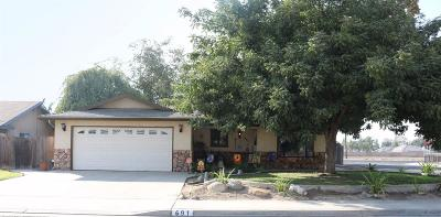 Porterville Single Family Home For Sale: 691 Oxford Street