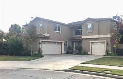Visalia Single Family Home For Sale: 6011 W Delaware Court