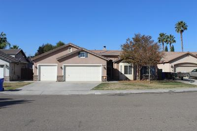Hanford Single Family Home For Sale: 2884 Hillside Court