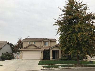 Tulare Single Family Home For Sale: 2621 Arciero Drive