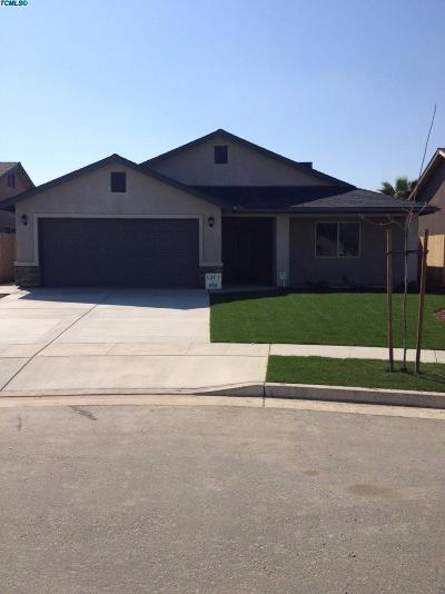 Visalia Single Family Home For Sale: 1027 E Vine Court