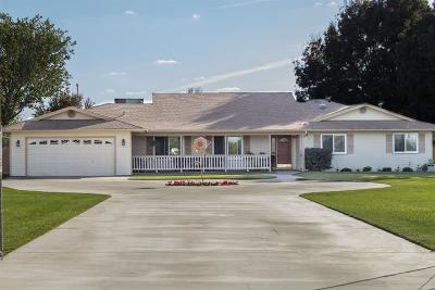 Porterville Single Family Home For Sale: 16417 Avenue 128