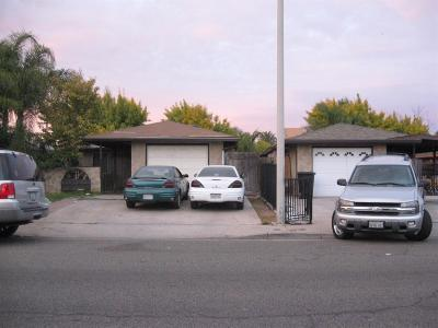 Porterville Single Family Home For Sale: 842 E 0ak Avenue