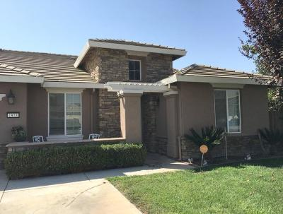 Porterville Single Family Home For Sale: 1973 W Brian Avenue