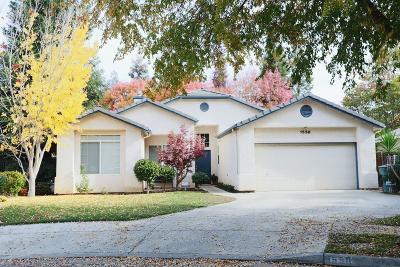 Visalia Single Family Home For Sale: 1550 N Rio Vista Court