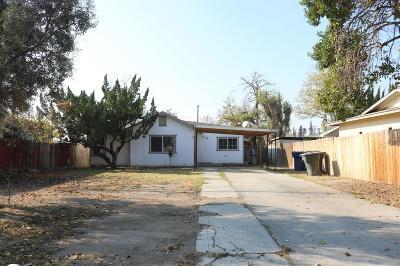 Tulare Single Family Home For Sale: 613 S Pratt Street