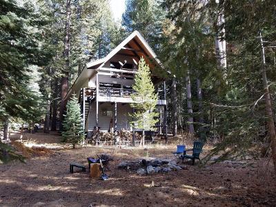 Springville Single Family Home For Sale: 57779 Fox Drive