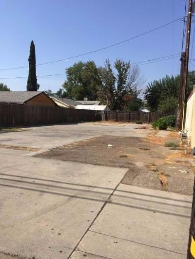 Visalia Residential Lots & Land For Sale: 1632 W Houston Avenue