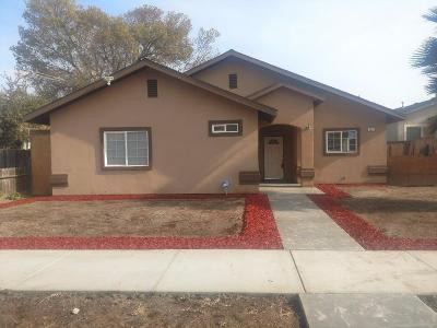 Tulare Single Family Home For Sale: 120 S F Street