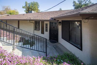Porterville Single Family Home For Sale: 980 N Scenic Drive