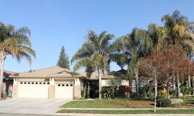 Visalia Single Family Home For Sale: 5846 W Robin Avenue