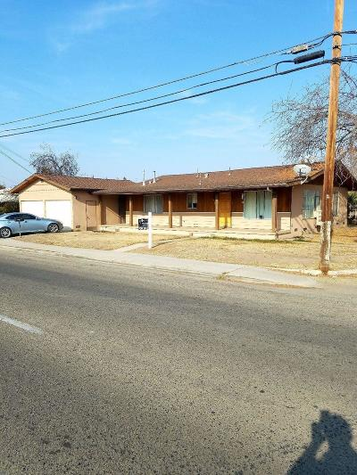 Porterville Single Family Home For Sale: 480 W Henderson Avenue