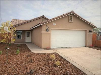 Lindsay Single Family Home For Sale: 366 N Cambridge Avenue