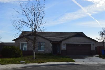 Hanford Single Family Home For Sale: 1997 W Heather Lane