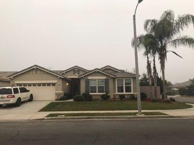 Tulare Single Family Home For Sale: 198 Martin Street