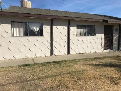 Visalia Multi Family Home For Sale: 1120 N Mooney Boulevard