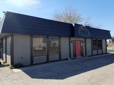 Tulare County Commercial For Sale: 356 S Main Street
