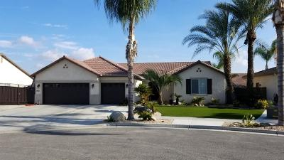 Tulare Single Family Home For Sale: 1808 Marroneto Circle