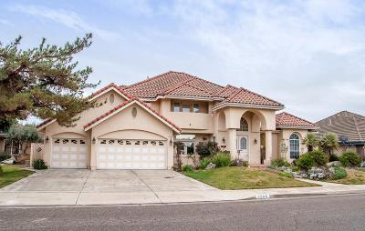 Hanford Single Family Home For Sale: 2249 Aspen Court